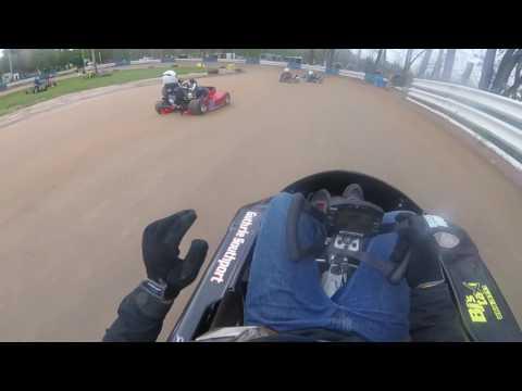 Starlite Speedway kart Hot laps 5/13/17