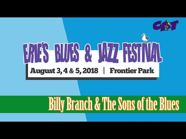 Billy Branch & The Sons of the Blues