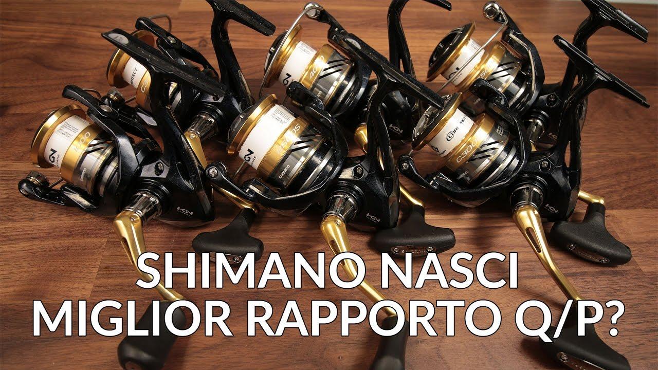 Shimano nasci il miglior mulinello medio piccolo per - Cucine miglior rapporto qualita prezzo ...