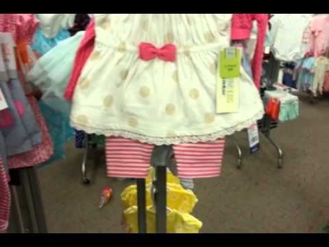 05a85719e79b baby girl clothes at Target...SO LOVELY!  ) - YouTube