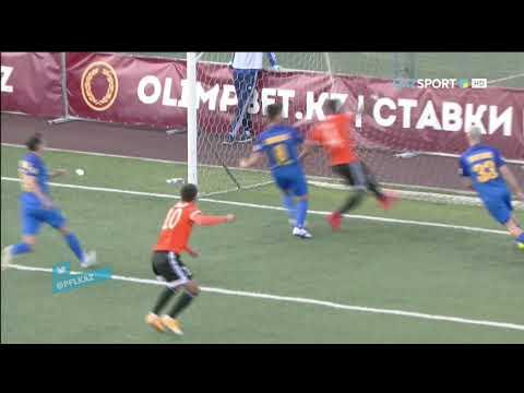Shakhtar Karagandy Kaspiy Match Highlights