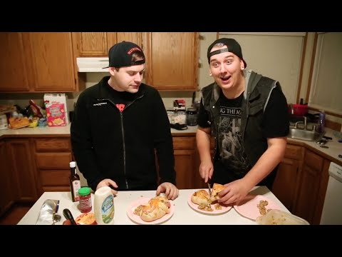 DINING WITH DICKEY - FUNNY MONTAGE