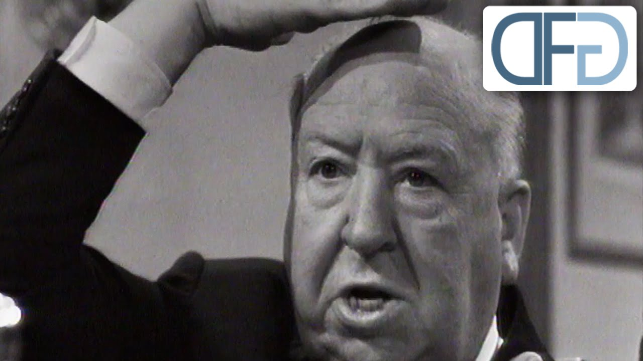 Frankfurter Stammtisch mit Alfred Hitchcock, 1966