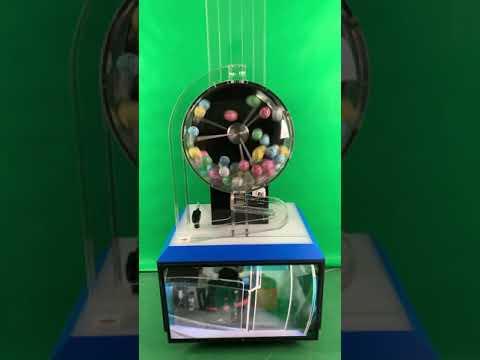 Samrt Lottery Draw Machine