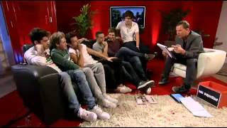 One Direction Ustream 30th October 2012 FULL Version