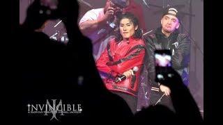 Michael Jackson - Leave Me Alone (LIVE) By: Shaun Roig & Jeffrey Perez