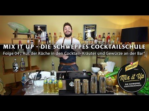 Mix it Up 04: Aus der Küche in den Cocktail- Kräuter und Gewürze an ...