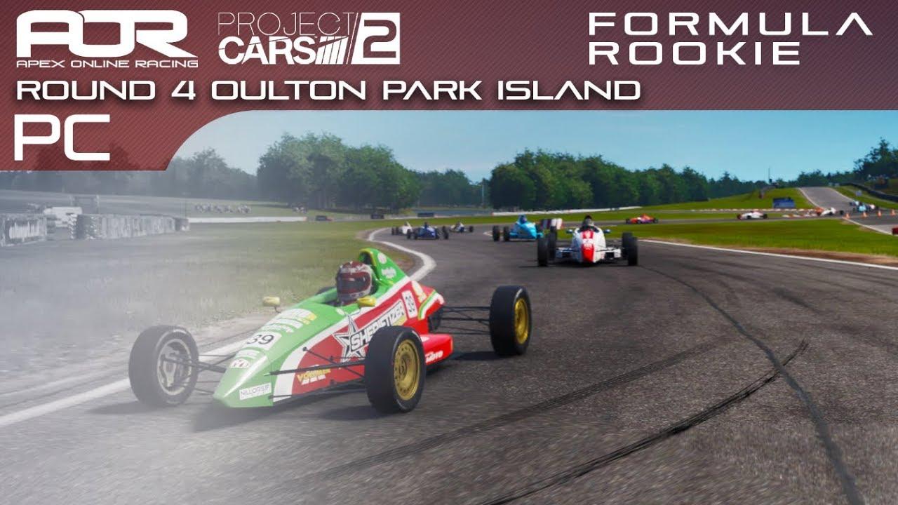 Project CARS 2 | AOR Formula Rookie League | PC Tier 1 | R4: Oulton Park
