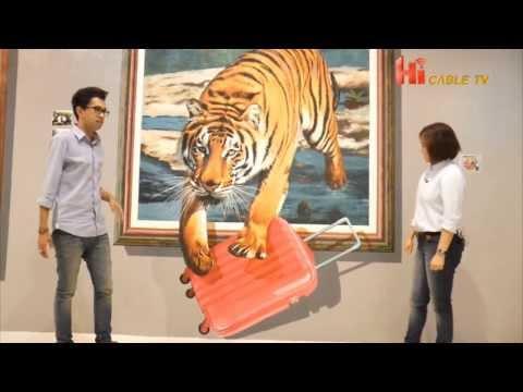 เที่ยงทอล์ค Hatyai Magic Eye 3D Museum