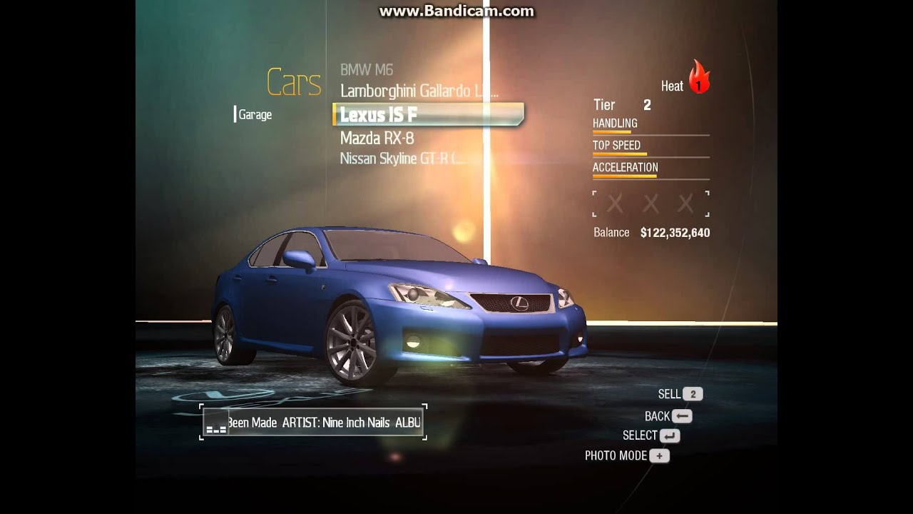 After playing this game for an estimated 30 hours of playtime I just beatfinished the game earlier today and prior to playing this game I played NFS Prostreet which