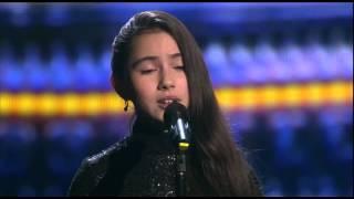 Baixar 'Non, je ne regrette rien'(Edith Piaf).Saida.The Voice Kids Russia 2015.Finale.