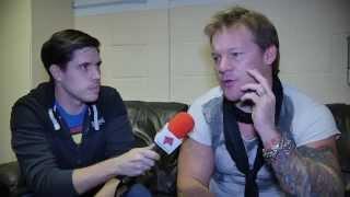 Adam Vs. Chris Jericho