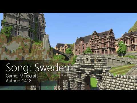 Minecraft  C418 - Sweden (Caution & Crisis Remix