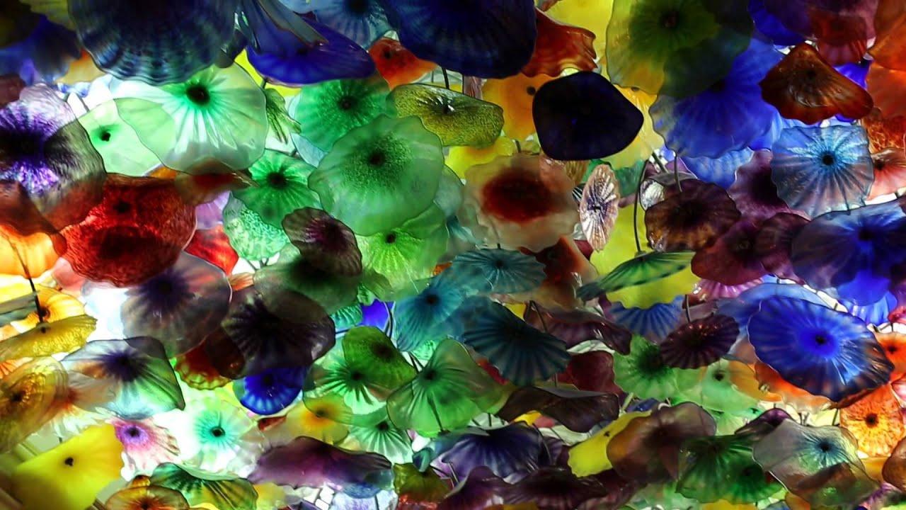 N Glass 10 Million Dollar Bellagio Chandelier Las Vegas Free Attractions You Travel