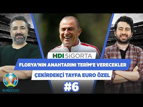 Burak Elmas ve Metin Öztürk Florya'yı Terim'e teslim eder | Serdar Ali Ç. | Çeki