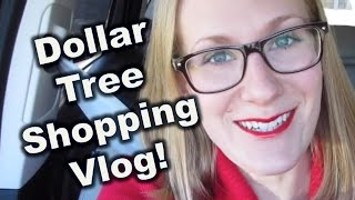 FAVORITE DOLLAR TREE PRODUCTS | Shopping Vlog!