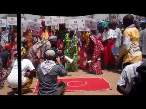 Wassu, Dropping of Knife, 6,The Gambia