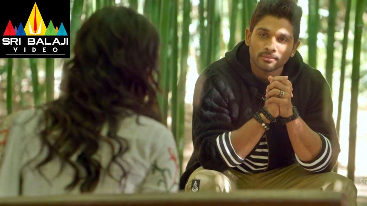 Download Iddarammayilatho Movie Allu Arjun Amala Paul Scene   Allu Arjun, Amala Paul   Sri Balaji Video