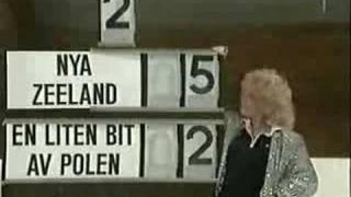 Galenskaparna - VM i Curling
