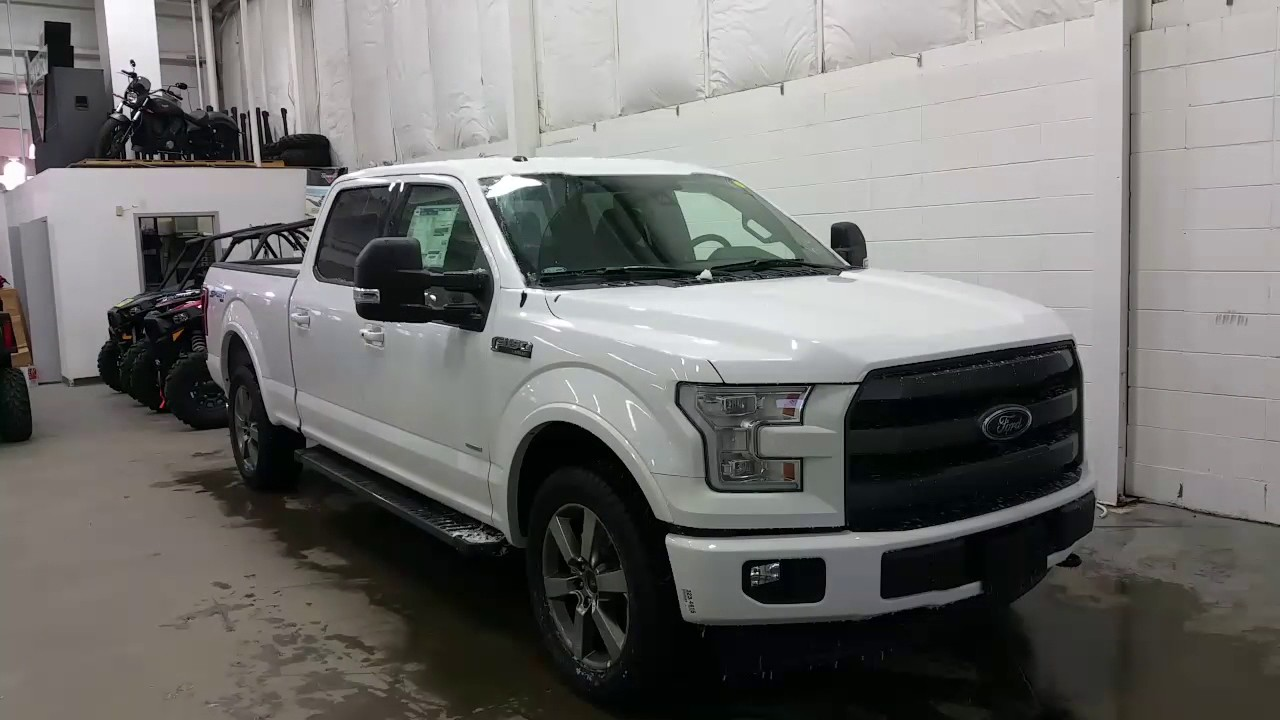 2017 ford f 150 lariat sport 502a w 20 wheels tow mirrors leather review boundary ford. Black Bedroom Furniture Sets. Home Design Ideas