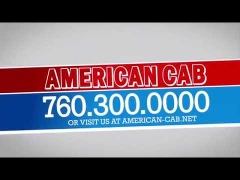 Taxi Cab Service In the Coachella Valley: Click, Text, or Call American Cab