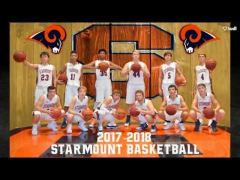 2017-2018 STARMOUNT BASKETBALL HIGHLIGHTS