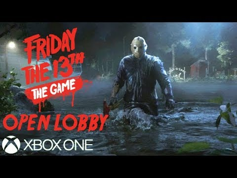 FRIDAY THE 13TH - Playing With Subs/Viewers - Xbox One Open Lobby (message to join)