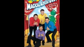 Opening to The Wiggles: Magical Adventure! A Wiggly Movie 2003 VHS