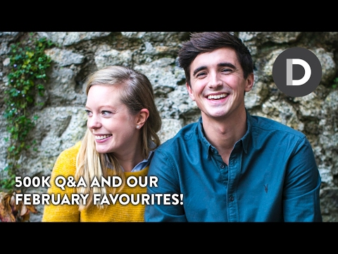 500,000 Q&A and February Favourites!