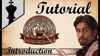 MEIOU & Taxes Tutorial - Part 1, Introduction