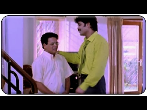 Nagarjuna Comedy Conversation On Marriage || Manmadhudu Movie