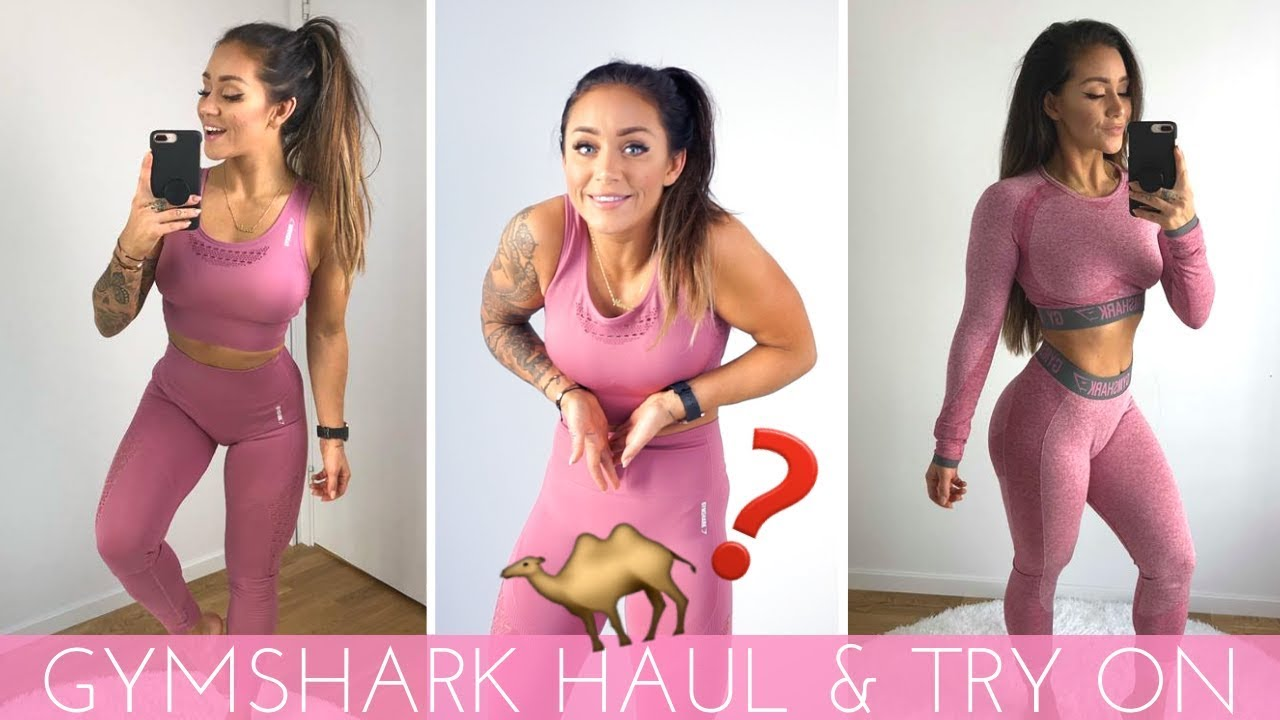 80e7cebbf0 GYMSHARK ENERGY SEAMLESS TRY ON   HONEST REVIEW - HOW TO STYLE YOUR GYMSHARK