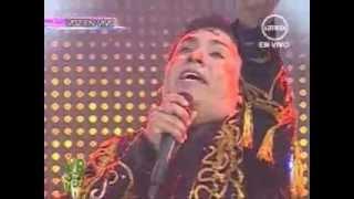 YO SOY Peru 04/06/12 JUAN GABRIEL Amor eterno  Espectacular
