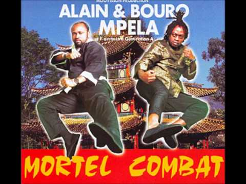 Bouro Mpela & Alain Mpela - Mortel Combat