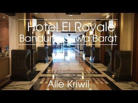 Hotel El Royale Bandung, Mantap Betul !!!