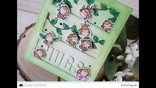 Mama Elephant | Little Monkey Agenda