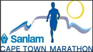 The 2014 Sanlam Cape Town Marathon