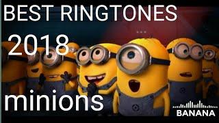 Top 5 Minions Ringtone 2018 | Download Now | Minion Ringtone