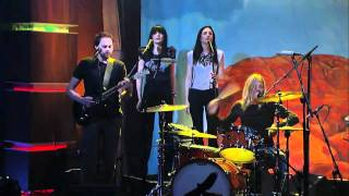 Taylor Hawkins and The Coattail Riders -  Not Bad Luck Live