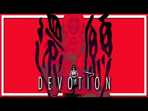 New East Asian Horror Game by Detention Devs! - Devotion Gameplay