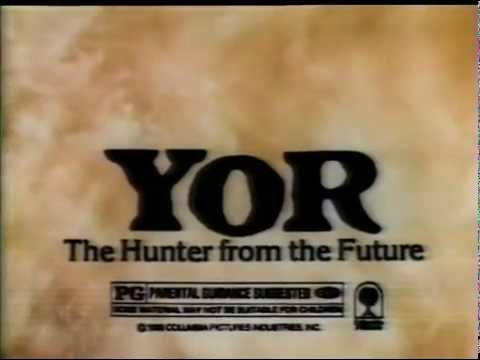 Yor, the Hunter from the Future (1983) (TV Spot)