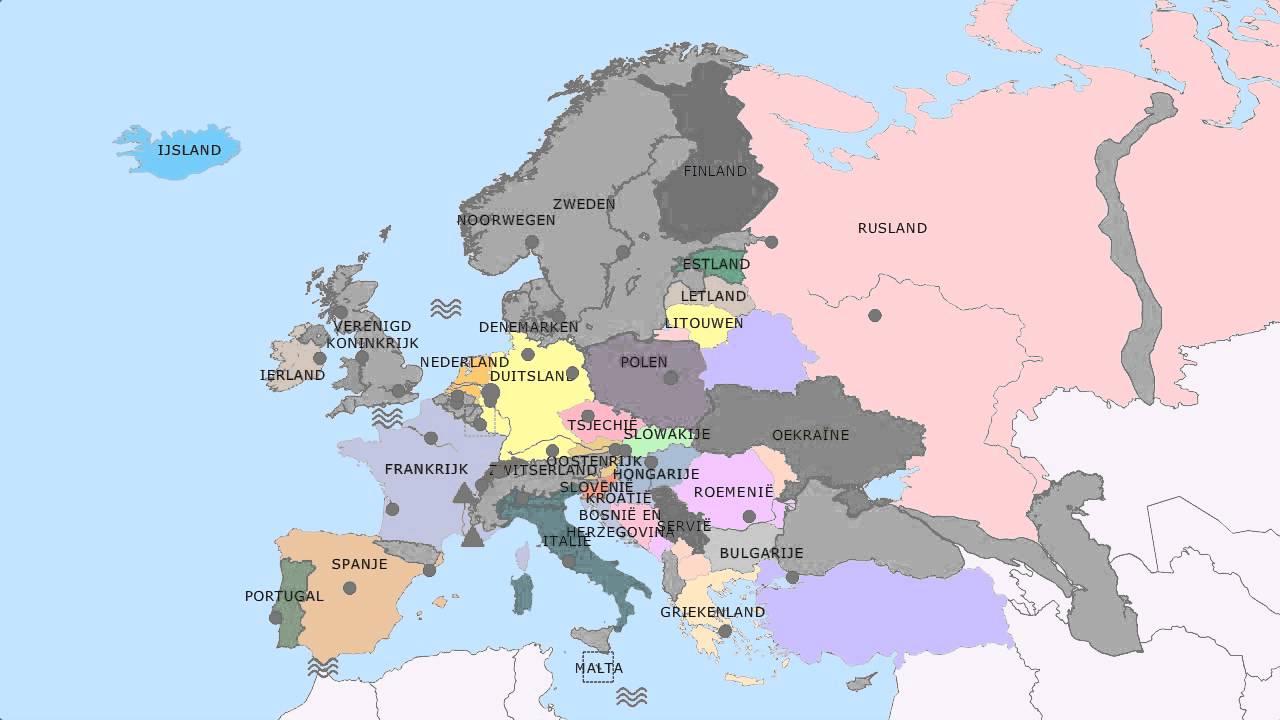 Topografie Europa Cito 100 Www Topomania Net