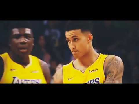 Kyle Kuzma Mix!! Rookie of the month (Explicit)
