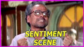 LB Sriram Emotional Scenes In Ammo Okato Tariku Movie Full HD   Srikanth   Raasi