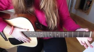 [GUITAR TUTORIAL] Shy - Jai Waetford