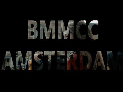 Blackmagic Micro Cinema Camera - Amsterdam