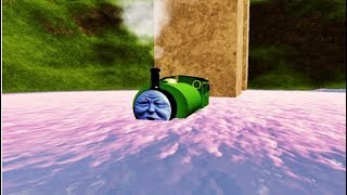 Thomas And Friends crashes: The Cool Beans Railway Roblox trains