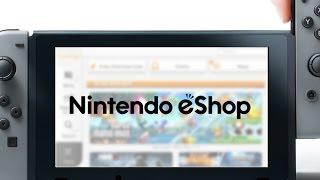 Nintendo Switch - eShop Tour! TUTTI i Giochi e Demo GRATUITE! - Recensione ITA