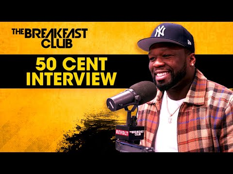 50 Cent on Breakfast Club