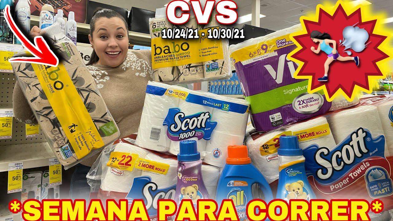 Cvs Viene CARGADISIMA De Cosas GRATIS Ms Ofertas BUENISIMAS 102421  103021